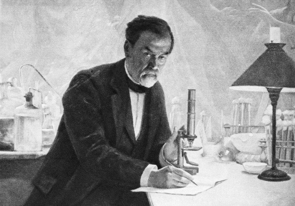 A 125 años de la muerte de Louis Pasteur