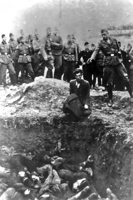 Babi Yar, el Holocausto de plomo