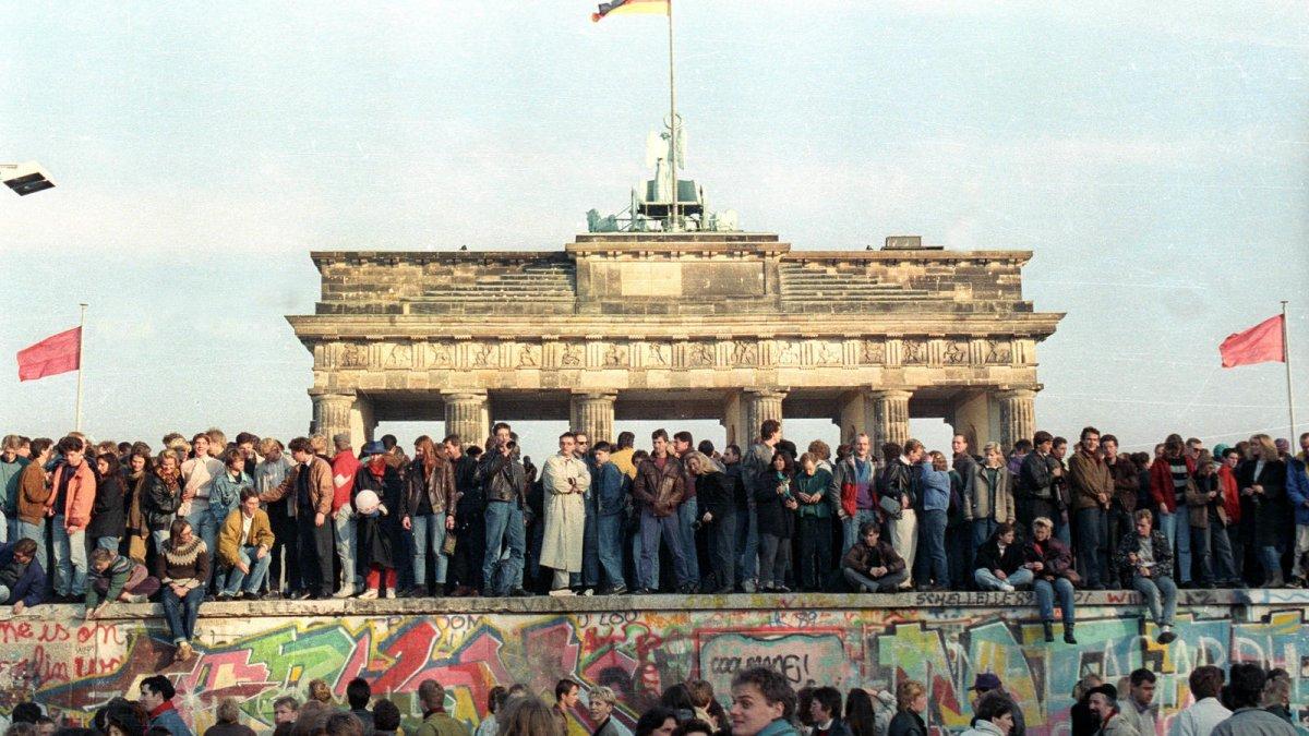 La reunificación de Alemania