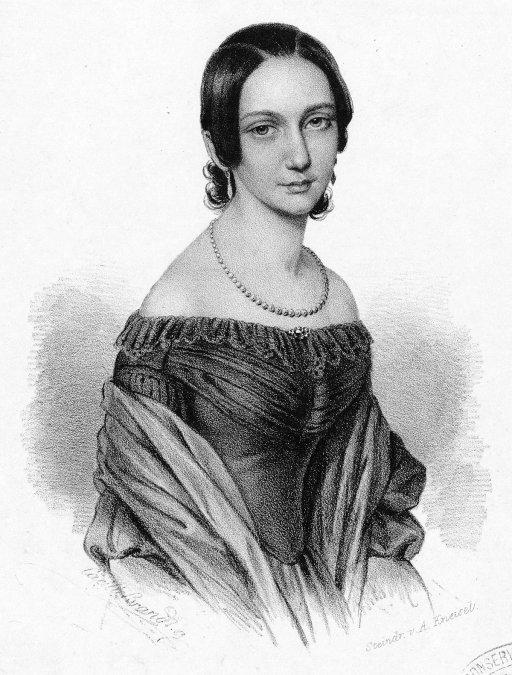 Clara Schumann: notas sin palabras