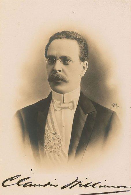 El presidente Williman
