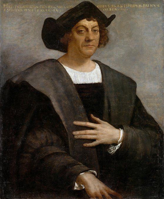 Las cadenas de Colón