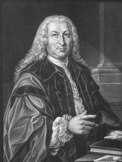 Albrecht von Haller (1708-1777)