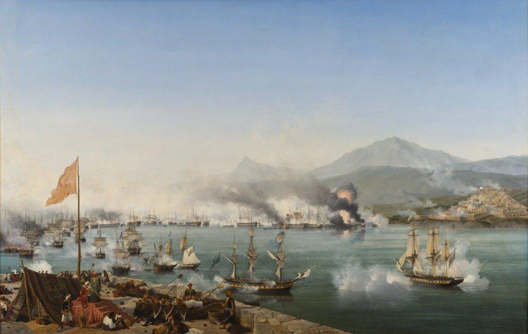 Batalla de Navarino