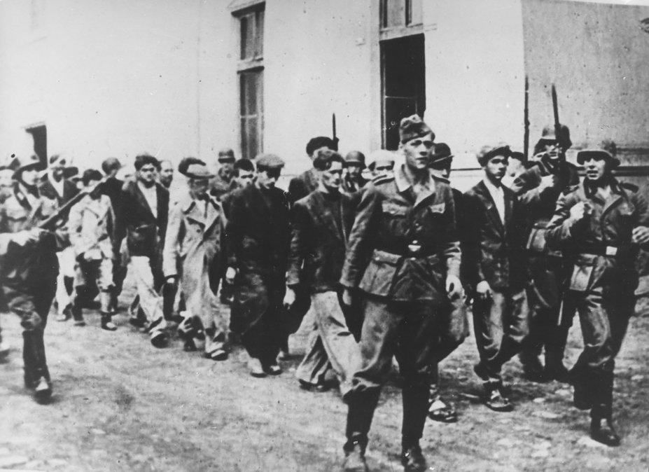 La masacre de Kragujevac