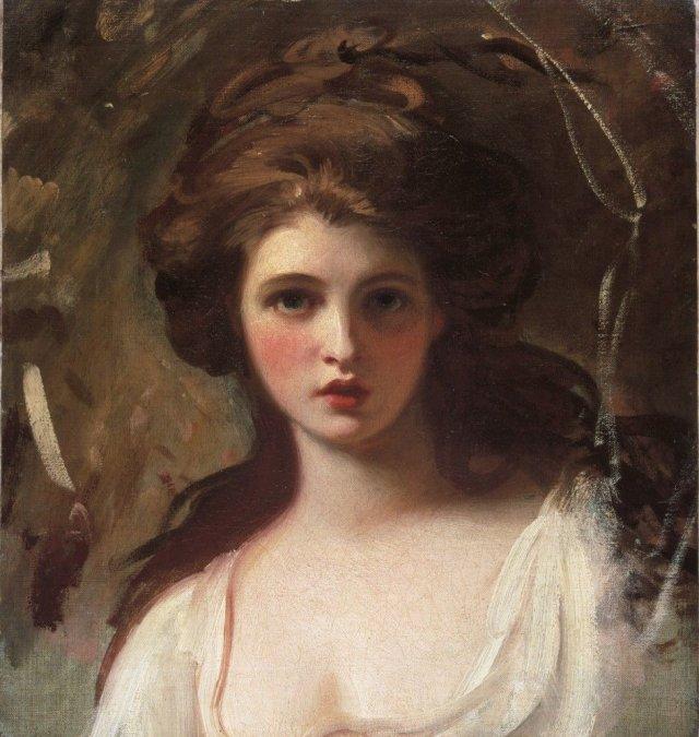 La seductora Emma Hamilton, musa de artistas y amante de Horatio Nelson