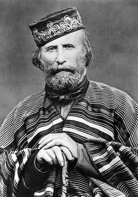 Garibaldi contra los Estados Pontificios