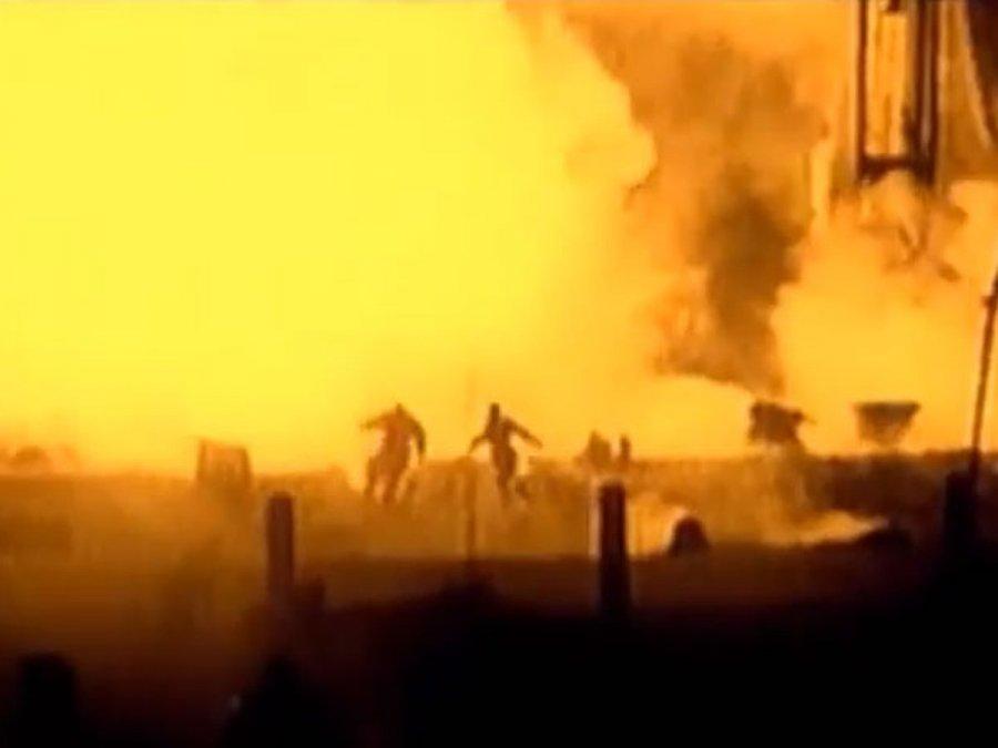 La Catástrofe de Nedelin, la explosión accidental de un misil soviético que provocó decenas de víctimas