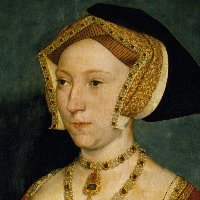 La reina amada, Jane Seymour (1509-1537)