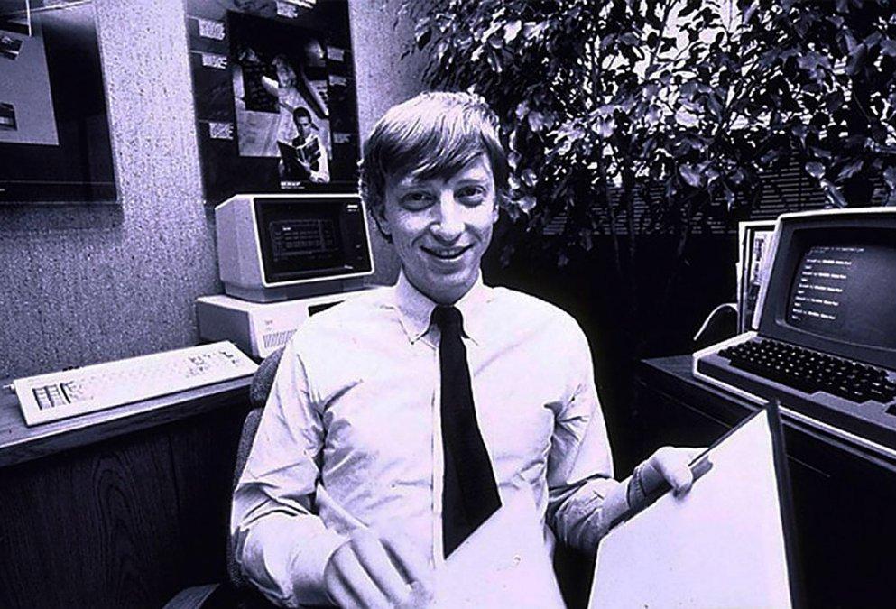 Los días de Bill Gates