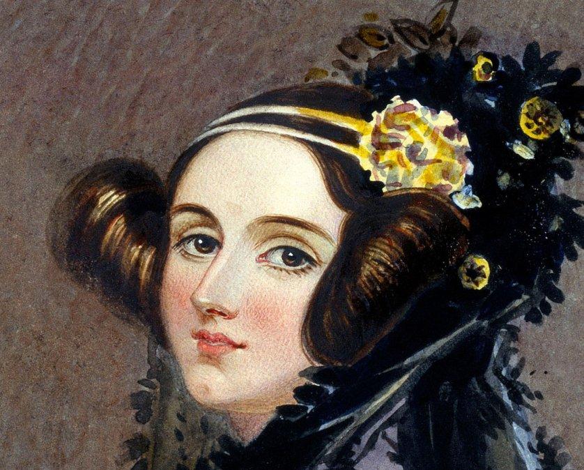 Ada Lovelace, hija de Lord Byron y primera programadora de la historia