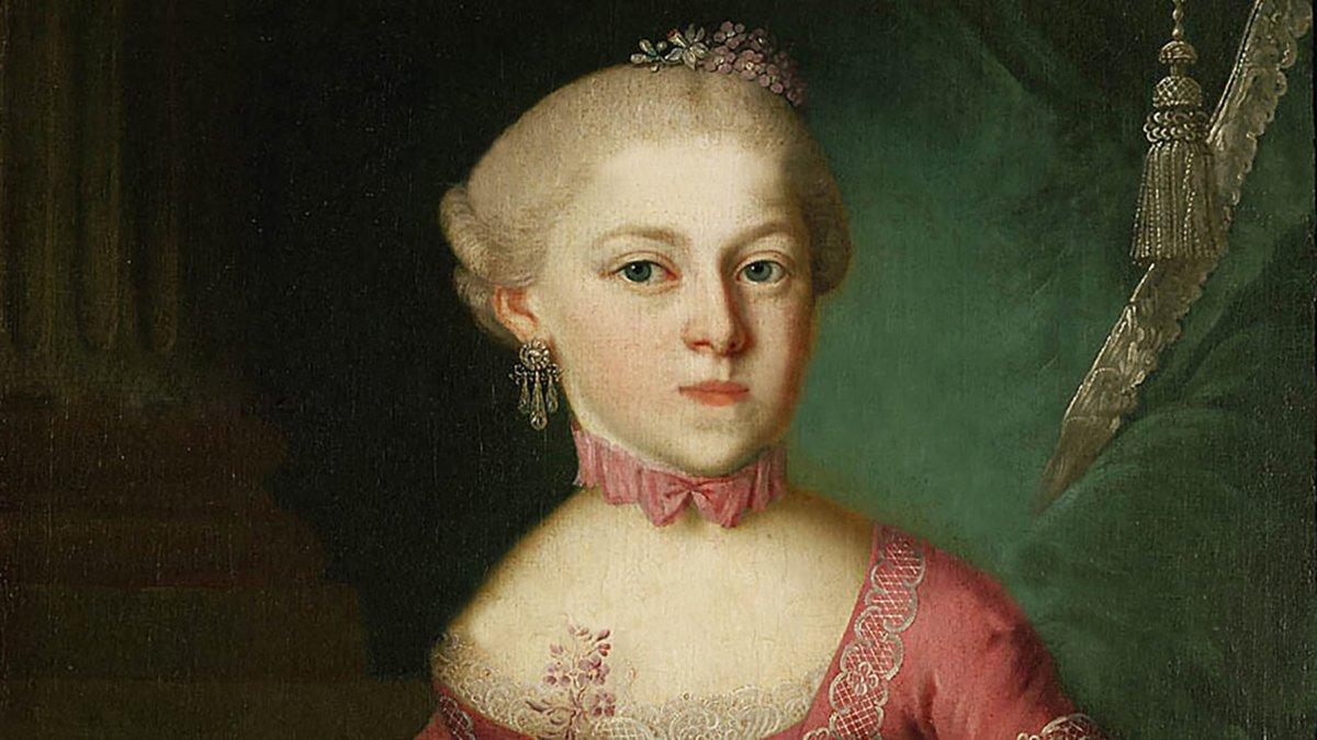 Un genio silenciado, Maria Anna Mozart (1751-1829)
