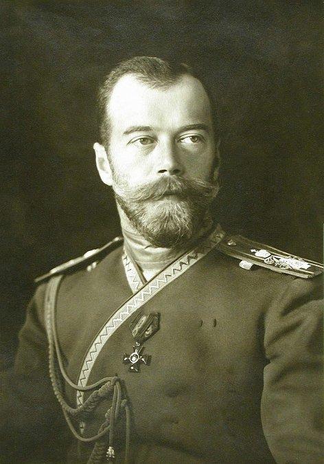 ¿Cómo era el zar Nicolás II?
