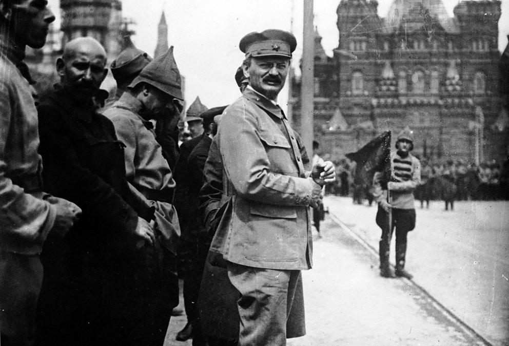 Lev Trotski: 6 hechos sobre el desgraciado revolucionario ruso