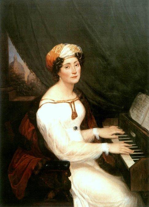 Maria Szymanowska: una de las primeras músicas profesionales virtuosas del siglo XIX