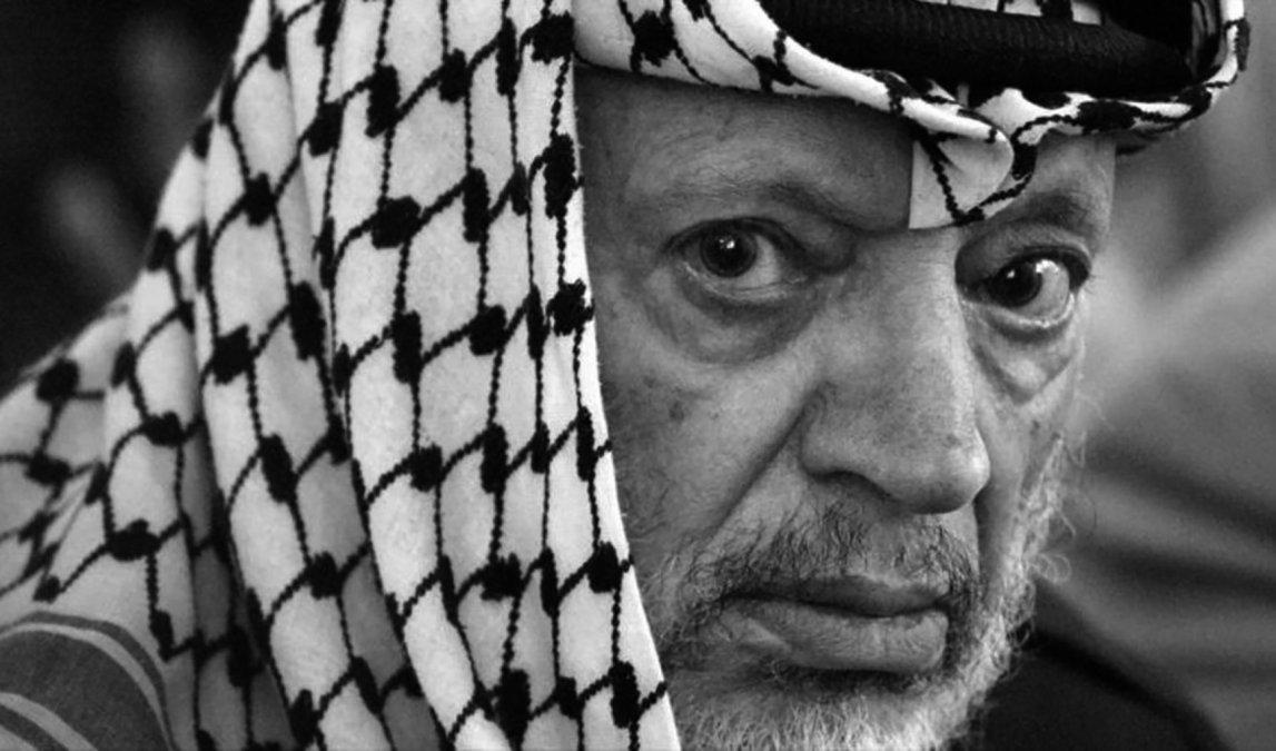 La muerte de Arafat
