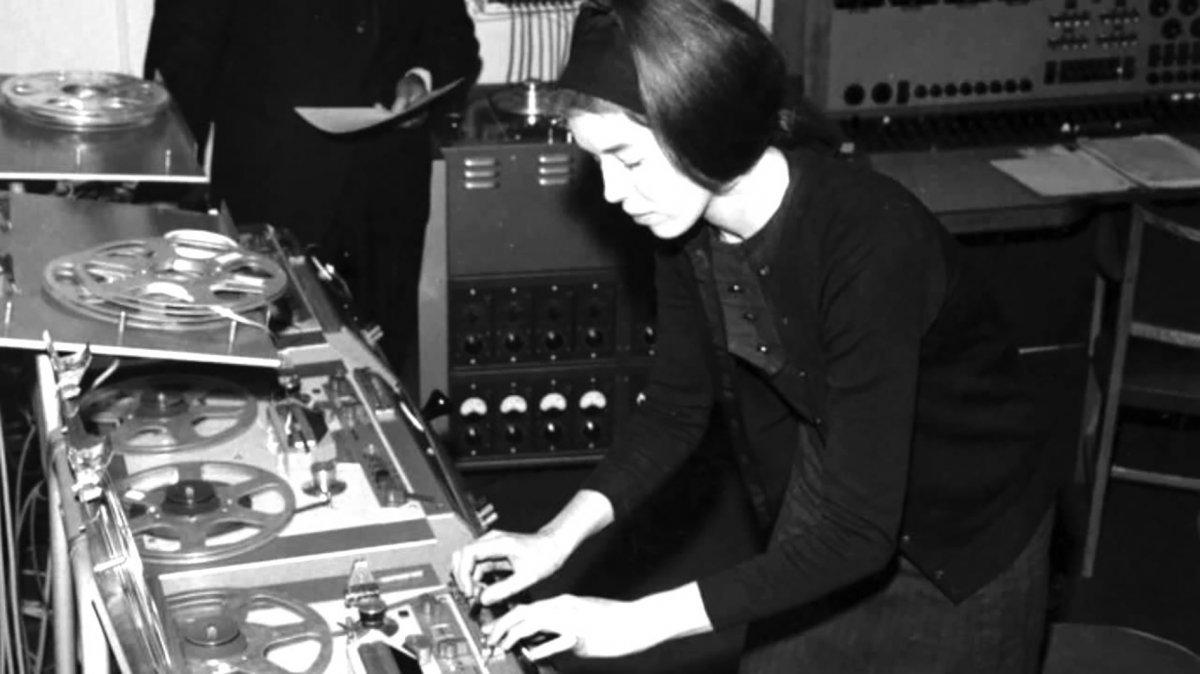 Delia Derbyshire: la psicología del sonido electrónico