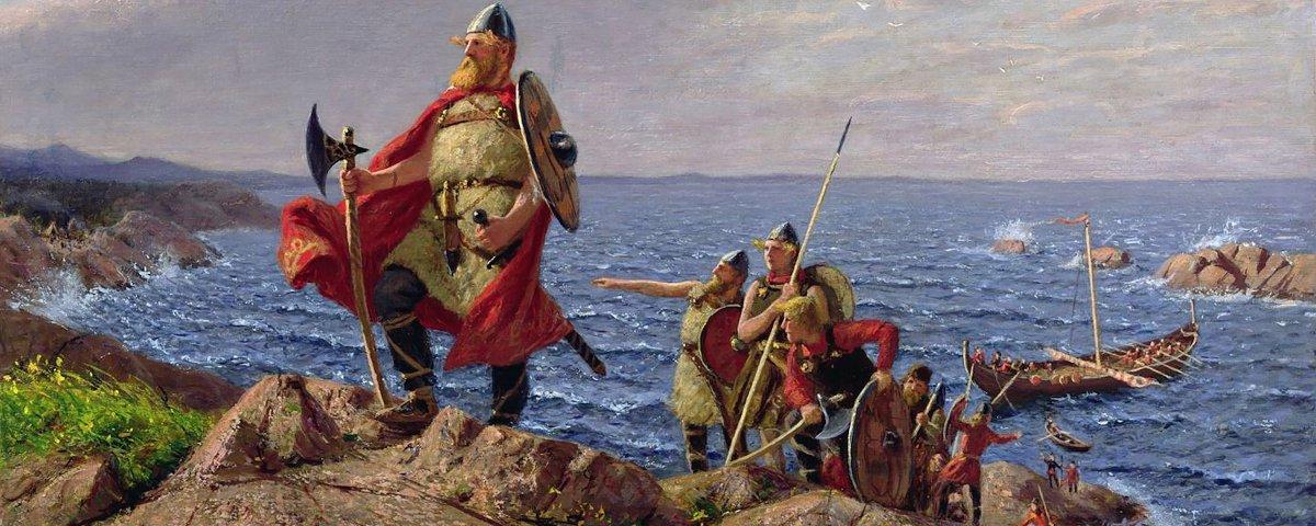 Vikingos en Vinòland