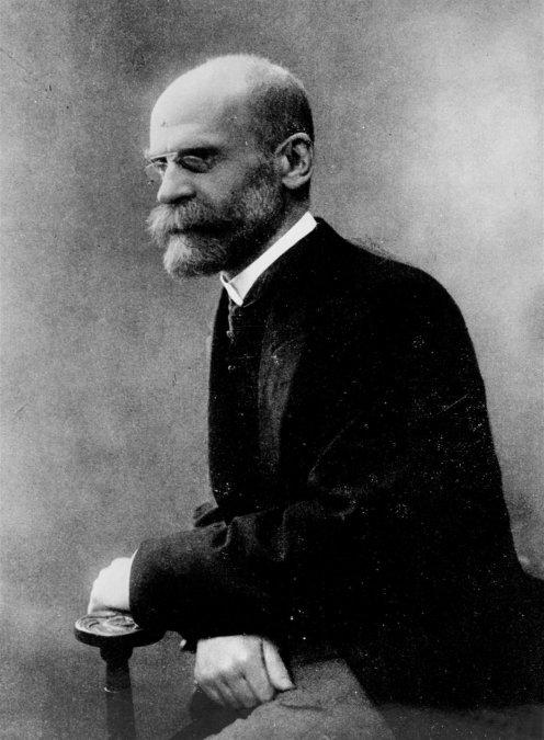 Durkheim y la estructura solidaria de la sociedad