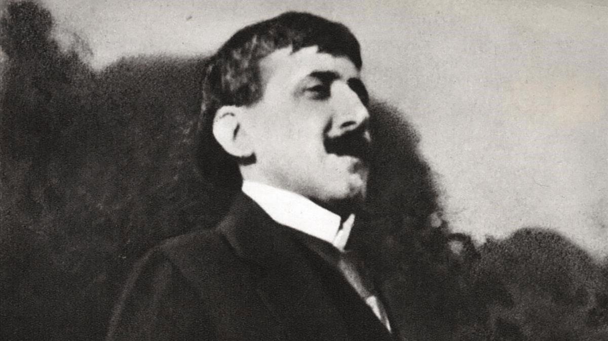 La muerte de Proust