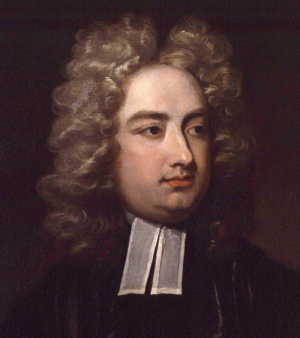 Jonathan Swift: el clérigo demente que escribió Los viajes de Gulliver
