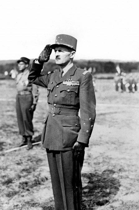 General Jacques Philippe Leclerc