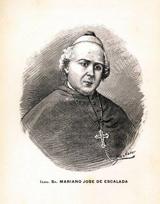 Mariano José de Escalada y Bustillo de Zevallos