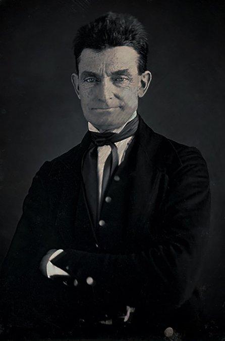 John Brown, el abolicionista