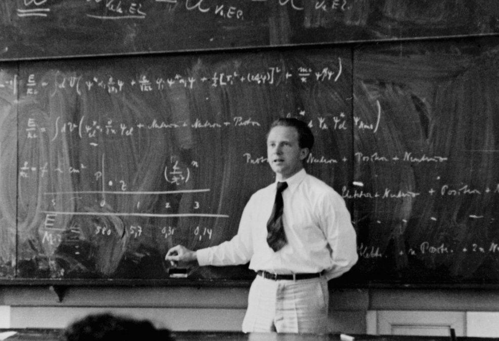 Werner Heisenberg y la incertidumbre