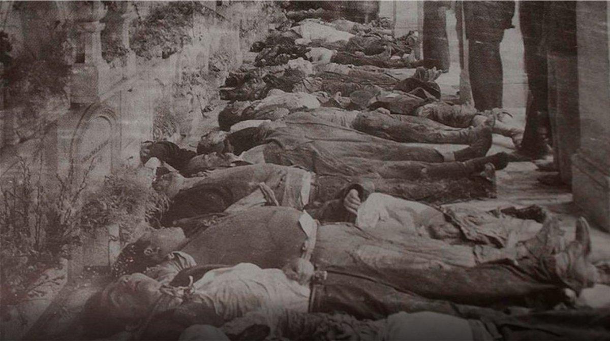 Recordando La masacre de las bananeras: «no ha pasado nada, ni está pasando ni pasará nunca»