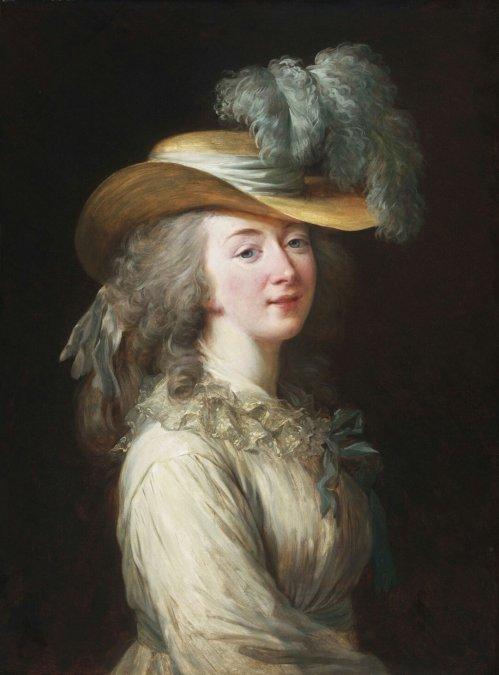 Retrato de Madame du Barry