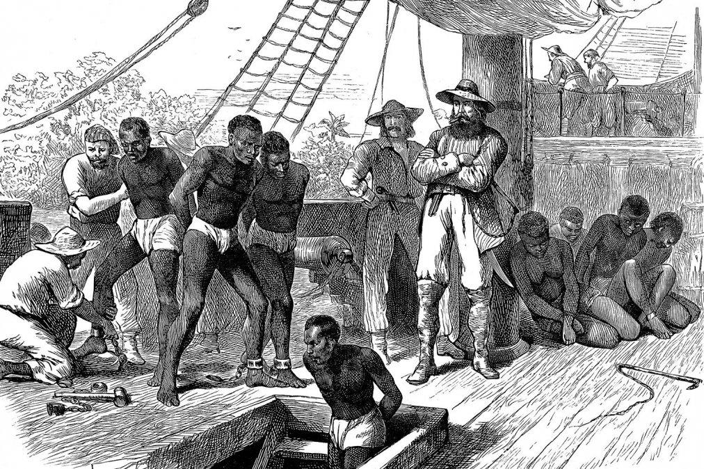 El hombre esclaviza al hombre