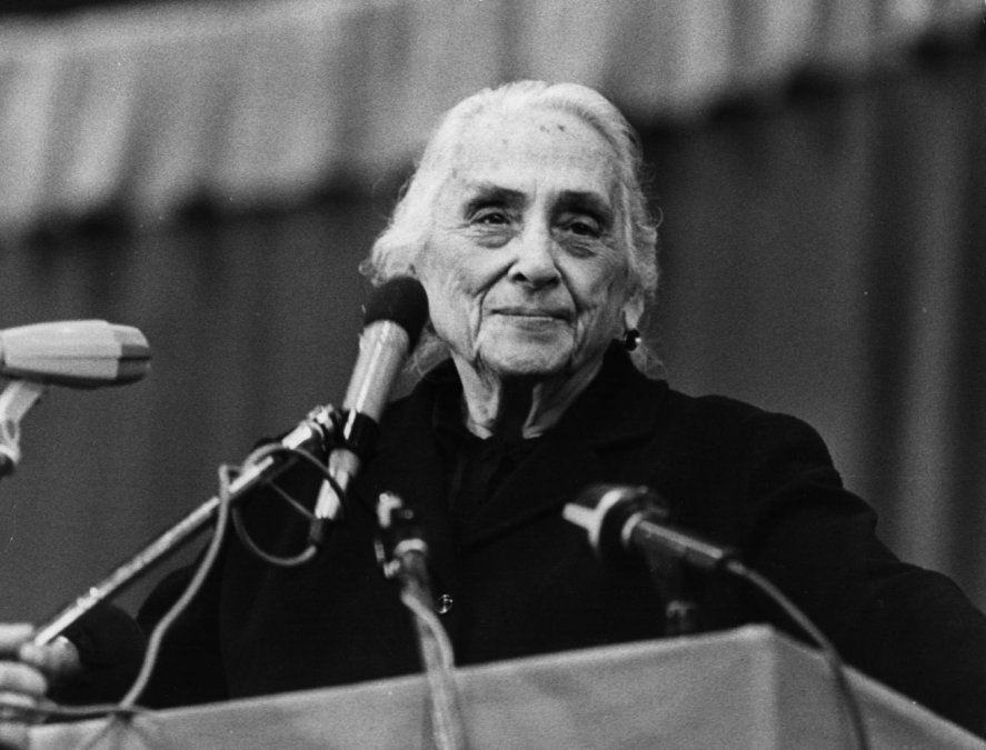 La Pasionaria, madre del comunismo español