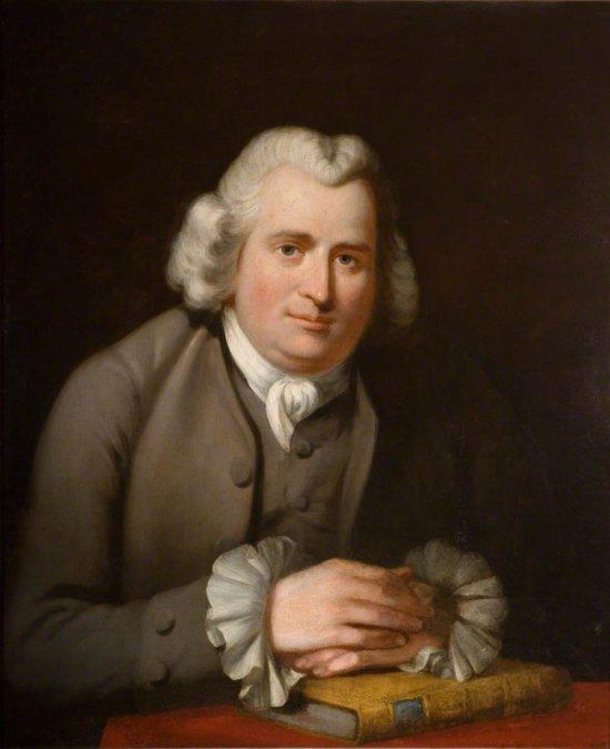 Erasmus Darwin (1731-1802) hizo tantas cosas en su vida que cualquier recuento debe dejar varias fuera.