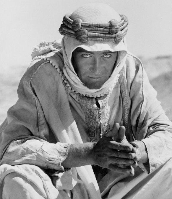La muerte Peter OToole, el actor que fue Lawrence de Arabia