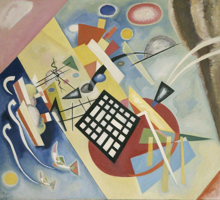 Wassily Kandinsky y su camino hacia la abstracción