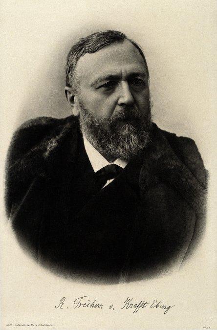 El nacimiento de la sexología y la muerte de von Krafft-Ebing