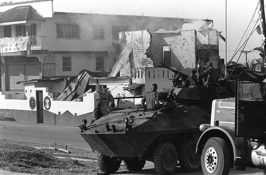 Operación Causa Justa: la caída de Noriega