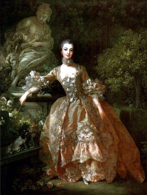 Madame de Pompadour, el toque de una mujer