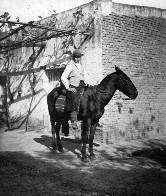Guillermo Hoyos en 1912.