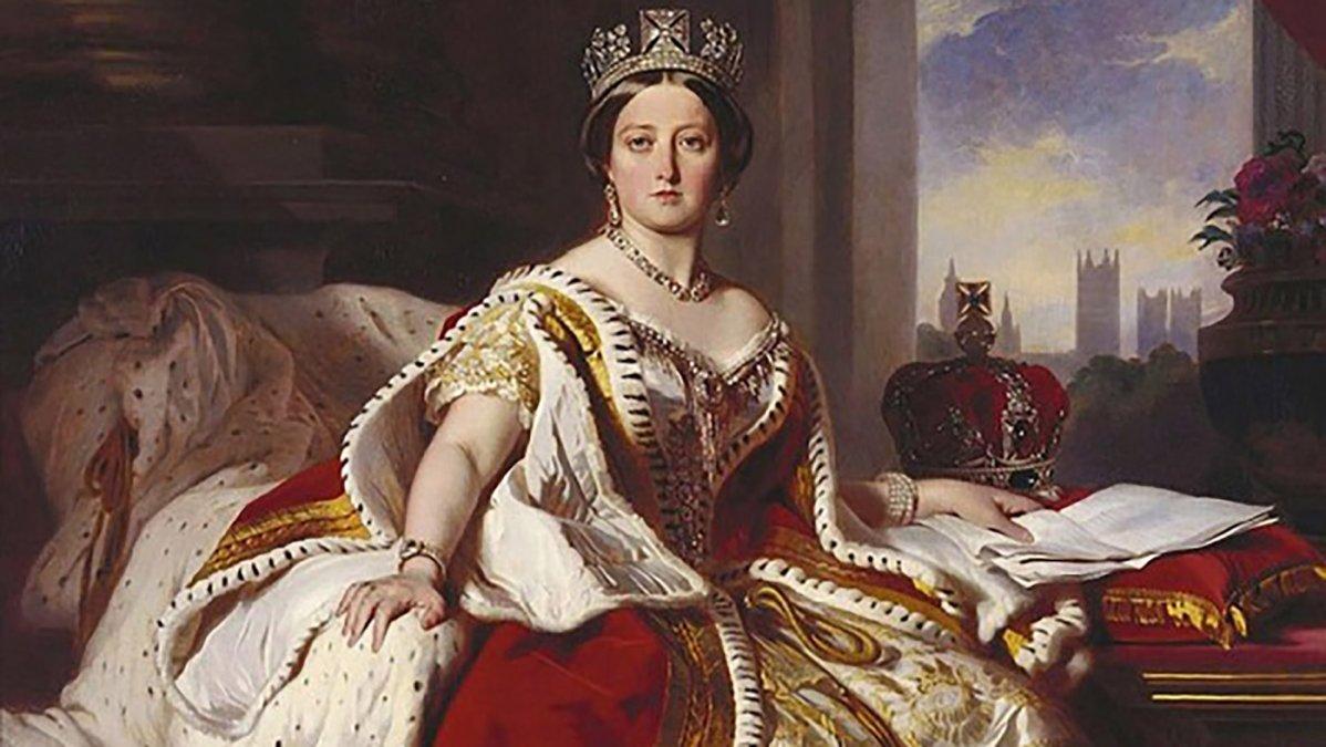 ¿Por qué es inmortal la reina Victoria?