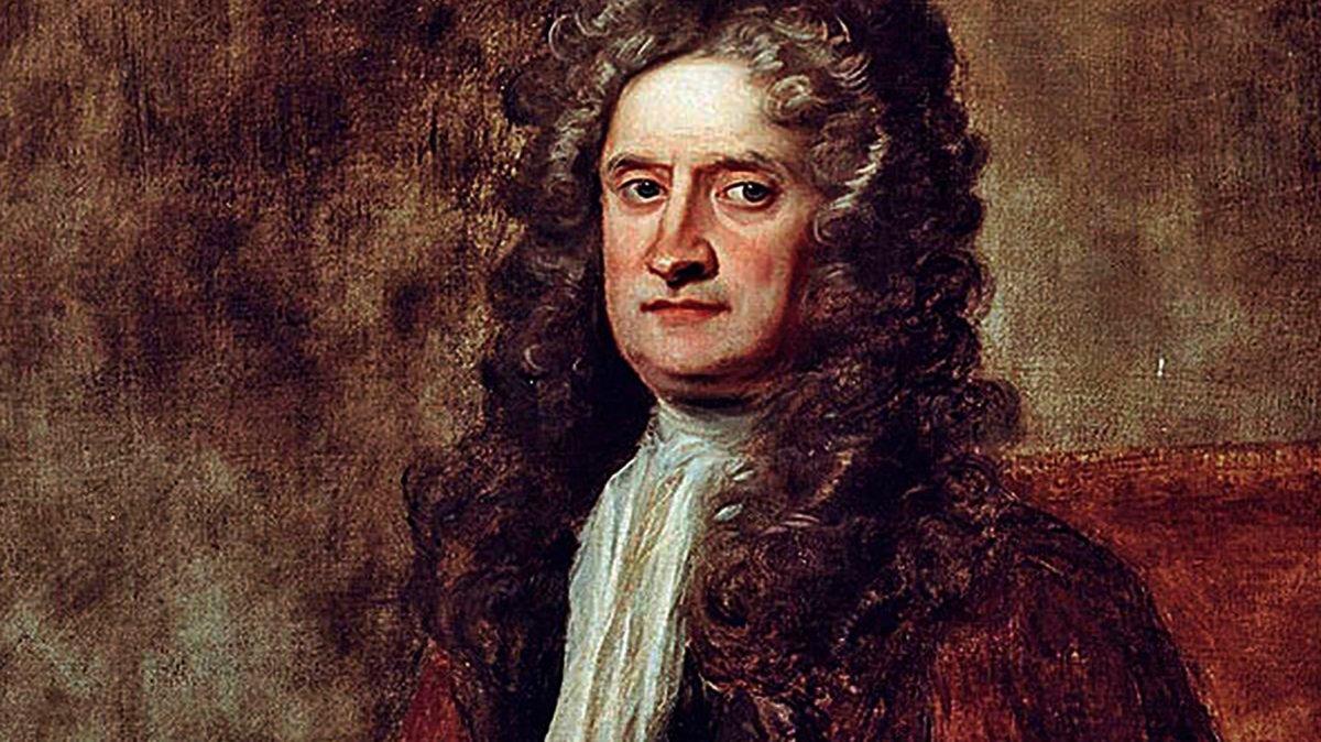 Isaac Newton, el genio estrafalario