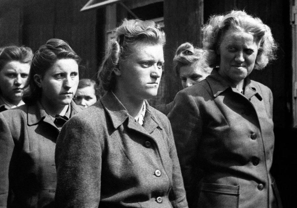 Herta Bothe, La sádica de Stutthof: Acusada de numerosas muertes en campos de concentración