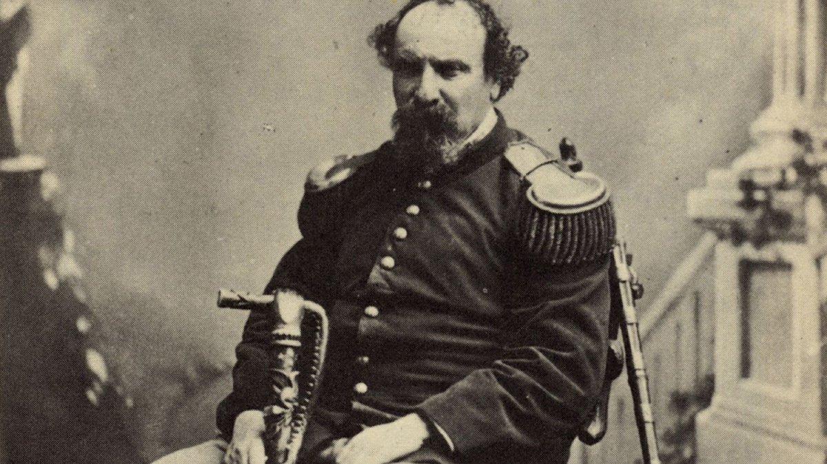 La historia de Norton I, primer y único Emperador de los Estados Unidos y Protector de México
