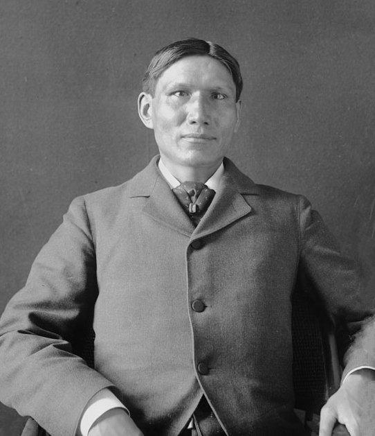 Charles A. Eastman, el médico indio