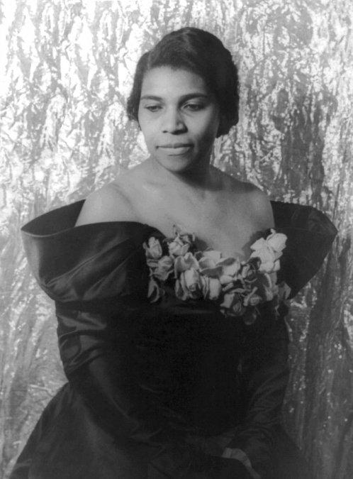 Marian Anderson: un canto a los derechos civiles de los negros