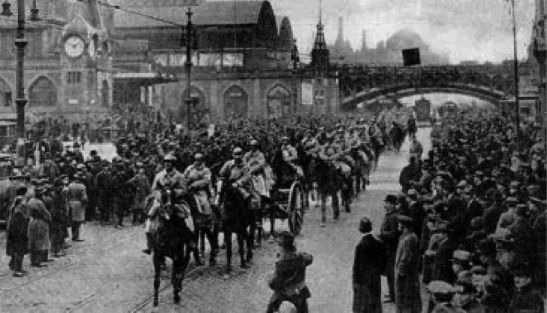La crisis del Ruhr y los socialistas