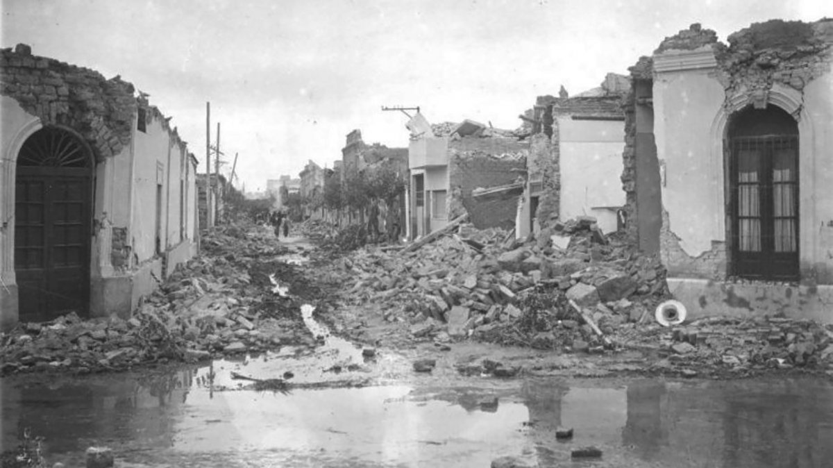 Historias de sobrevivientes: así fue el terremoto de San Juan