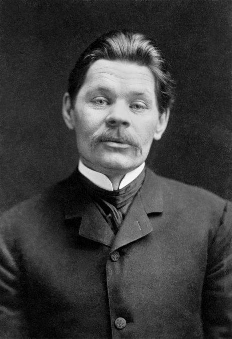 Máximo Gorki, un escritor entre dos mundos