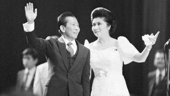 Ferdinand e Imelda Marcos: poder, cleptocracia y caída